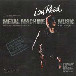 Metal Machine Music (The Amine β Ring - An Electronic Instrumental Composition) Reed Lou
