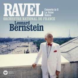 Ravel - Piano Concerto, Bolero, La Valse Bernstein Leonard