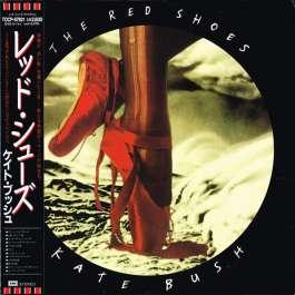 Red Shoes Bush Kate