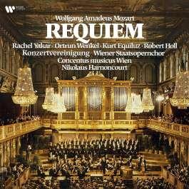 Requiem - Harnoncourt Mozart Wolfgang Amadeus