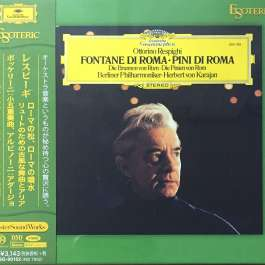 Resprighi Fontana Di Roma Karajan Herbert