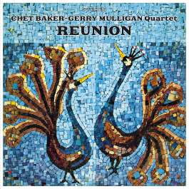 Reunion Baker Chet-Mulligan Gerry Quartet