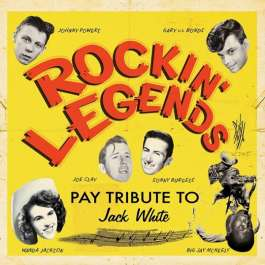 Rockin' Legends Tribute To Jack White Various Artists