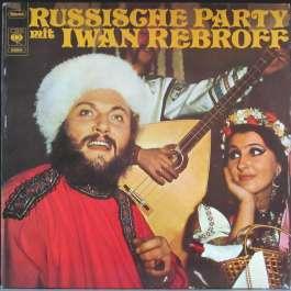 Russische Party Rebroff Ivan