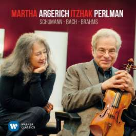 Schumann, Bach, Brahms Argerich Martha/Perlman Itzhak