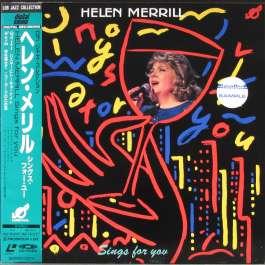 Sings For You Merrill Helen