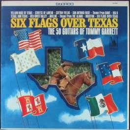 Six Flags Over Texas 50 Guitars Of Tommy Garrett