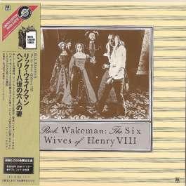 Six Wives Of Henry VIII Wakeman Rick