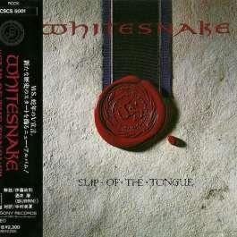 Slip Of The Tongue Whitesnake