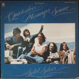 Solid Silver Quicksilver Messenger Service