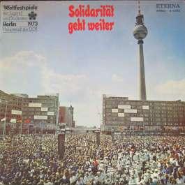 Solidaritat Geht Weiter Various Artists