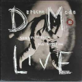Songs Of Faith And Devotion Live Depeche Mode