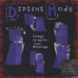 Songs Of Faith & Devotion Depeche Mode
