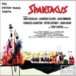 Spartacus OST