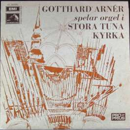 Spelar Orgel I Stora Tuna Kyrka Arner Gotthard