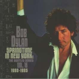 Springtime In New York: The Bootleg Series Vol. 16 1980–1985 Dylan Bob