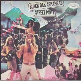 Street Party Black Oak Arkansas