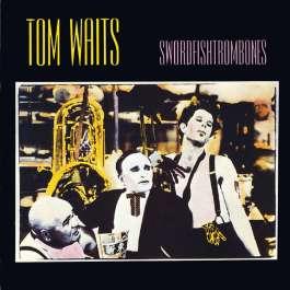 Swordfishtrombones Waits Tom