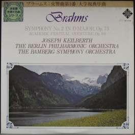 Symphony No.2 In D Major, Op.73 Brahms Johannes