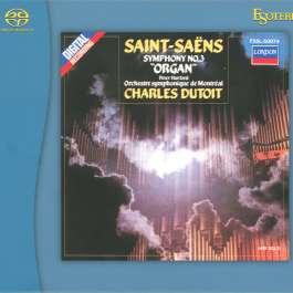 Symphony No.3 Organ Dutoit Charles