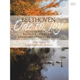 Symphony No.9/Egmont Overture Beethoven Ludwig Van