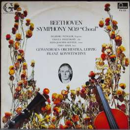 Symphony No.9 Choral Beethoven Ludwig Van