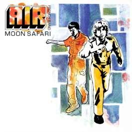 Moon Safari AIR