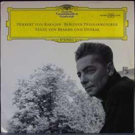 Tanze Von Brahms Und Dvorak Karajan Herbert