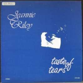 Taste Of Tears Riley Jeannie C.