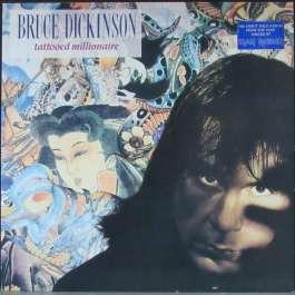 Tattooed Millionaire Dickinson Bruce