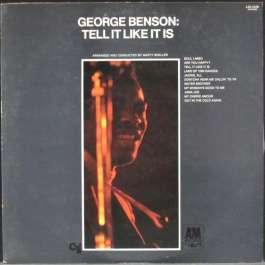 Tell It Like It Is Benson George