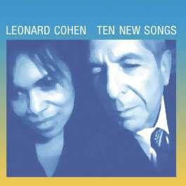 Ten New Songs Cohen Leonard