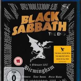 The End Black Sabbath