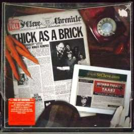 Thick As A Brick/Thick As A Brick 2 Jethro Tull