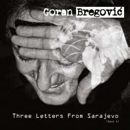 Three Letters From Sarajevo (Opus 1) Bregovic Goran