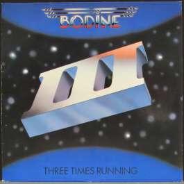 Three Times Running Bodine