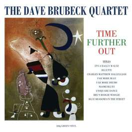 Time Further Out Brubeck Dave