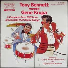 Tony Bennet Meets Gene Krupa Bennet/Krupa