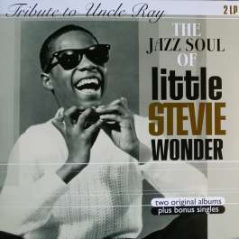 Tribute To Uncle Ray/Jazz Soul Of Little Stevie Wonder Stevie