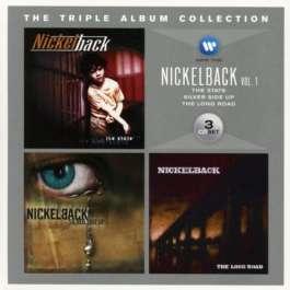 Triple Album Collection Nickelback