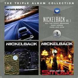 Triple Album Collection Vol.2 Nickelback