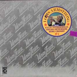 Verve Jazz No.1 Armstrong Louis