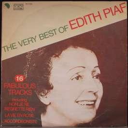 Very Best Of Piaf Edith