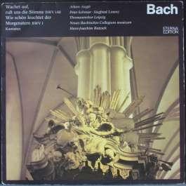 Wachet Auf Ruft Uns Die Stimme Bach Johann Sebastian