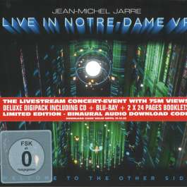 Welcome To The Other Side - Live In Notre Dame VR Jarre Jean-Michel
