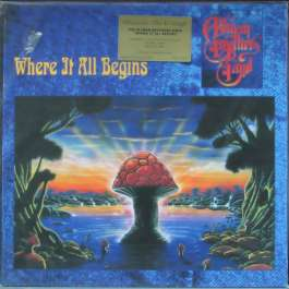 Where It All Begins Allman Brothers Band