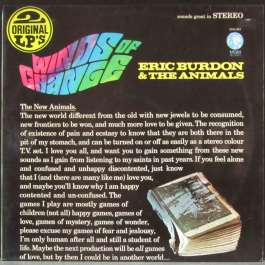 Winds Of Change/Twain Shall We Meet Eric Burdon & The Animals