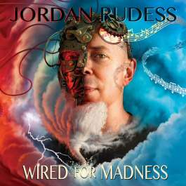 Wired For Madness Rudess Jordan