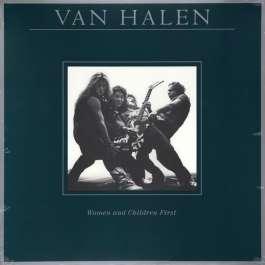 Women And Children First Van Halen
