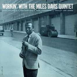 Workin' With Miles Davis Quintet Davis Miles